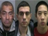 Manhunt Under Way For Escaped Inmates In Southern Calif