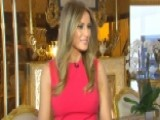 Melania Trump: I'm N 00004000 Ot A 'yes' Person ... I Have Thick Skin