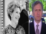 Mark Weinberg Remembers Nancy Reagan