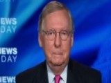 McConnell, White House Spar Over Supreme Court Nomination