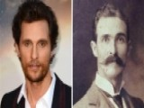 Matthew McConaughey's 19th Century Look-alike Goes Viral