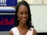 Miss USA 2016 Deshauna Barber Opens Up