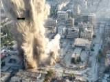 Massive Tunnel Bomb Destroys Government Building In Aleppo