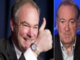 Mike Huckabee: Tim Kaine Is An Honorable Guy