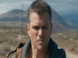 Matt Damon's Back In The Big Screen