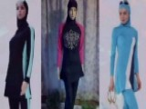 Muslim 'burqini' Pool Party Sparks Controversy In France