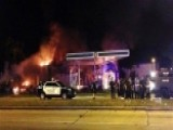 Multiple Businesses Set Ablaze In Milwaukee
