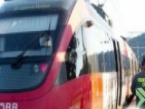 Man Stabs Two Teens On Train In Vienna