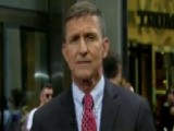 Michael Flynn On Trump's Security Briefing, Intel Comments