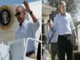 Media Ignoring Obama, Bush Parallel?