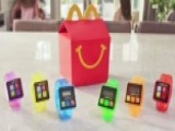 McDonald's Toys Recalled Over Safety Concerns