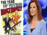 Maureen Dowd Talks 'The Year Of Voting Dangerously'