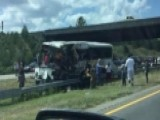 Multiple Deaths, Dozens Hurt In NC Bus Crash