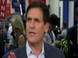 Mark Cuban On His Front Row Seat At Presidential Debate