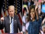 Michelle Obama Blasts Trump's 'birther' Record
