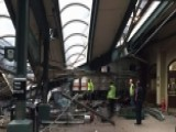 Multiple Serious Injuries Reported In New Jersey Train Crash