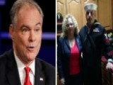 Mom Of Sailor Slams Kaine's Answer On Classified Information