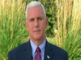 Mike Pence Slams The Double Standard For Clinton