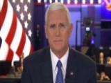 Mike Pence: Overwhelming Bias Against Trump Apparent