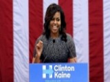 Michelle Obama Joins Hillary For 1st Time On Campaign Trail
