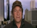 Mike Rowe: 2016 Election Looks Like An Unpopularity Contest