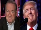 Mike Huckabee: I'm Proud Of Trump's Pro-life Stance