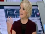 Megyn Kelly Talks Trump, Bullying And 'Braveheart'