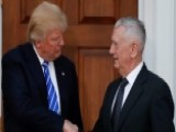 Mattis Would Be Break In Tradition At Department Of Defense