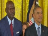 Michael Jordan Among 21 Honored With Medal Of Freedom