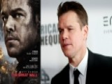 Matt Damon Defends Role In 'The Great Wall'
