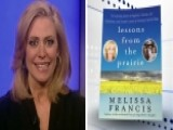 Melissa Francis Shares Her 'Lessons From The Prairie'