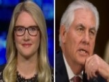 Marie Harf: Tillerson Is Walking Into A Lot Of Challenges