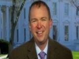 Mick Mulvaney Talks Trump's Budget Plan Priorities