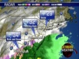 Monster Nor'easter Moving Up The East Coast