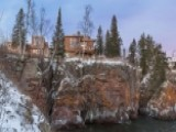 Minnesota Mansion On Lake Superior