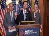 Media Tout Health Care Defeat
