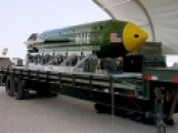 MOAB Used For The First Time In Combat
