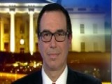 Mnuchin: Trump Plan Is About A 'middle Income Tax Cut'