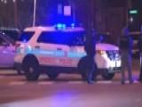 Massive Manhunt For Suspects After Chicago Cops Shot