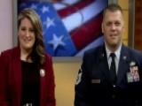 Military Spouse Honored By Armed Forces Insurance
