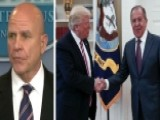 McMaster: What Trump Discussed Was 'wholly Appropriate'