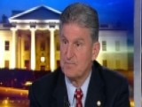 Manchin: Trump Needs To Patch Up Leaks