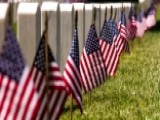 Memorial Day 'Flag-In' Tradition
