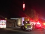Masked Man Crashes Tractor Trailer Into Bunny Ranch Brothel