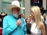 Music Legend Charlie Daniels Visits 'Fox & Friends'