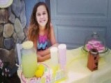 Man Threatens To Call Cops On Girl's Lemonade Stand