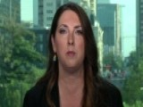 McDaniel: Trump's Agenda Is The American People's Agenda