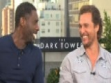 McConaughey And Elba Talk Good Vs. Evil And 'The Dark Tower'