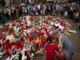 Memorials Grow At Scene Of Barcelona Terror Attack