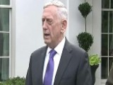 Mattis Warns Of 'massive M 00004000 Ilitary Response' To NKorea Threat